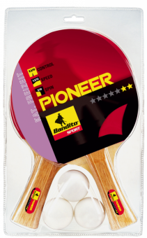 Bandito Tischtennisschläger-Set Pioneer **