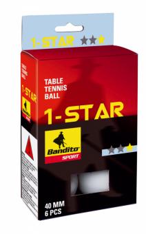 Bandito Tischtennis Bälle *