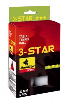Bandito Tischtennis Bälle ***